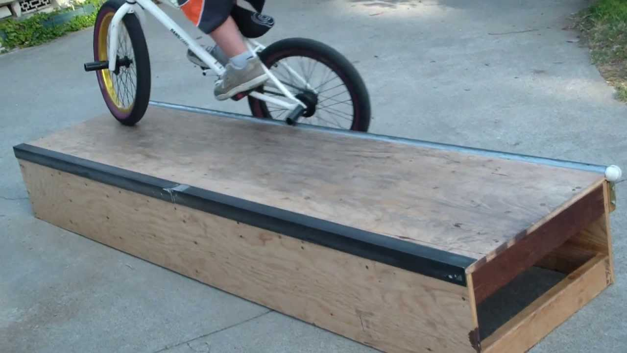 Cheap Skate Box Plans