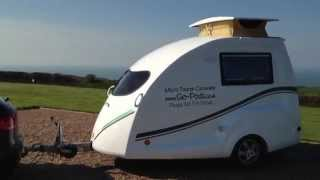 Go Pods. The Micro Tourer - 2 Berth Caravans!