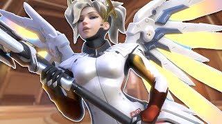 Overwatch: WHO DAT MERCY?! (Playing With Fenner) - Hoshizora