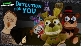 Baldi's Summer School - Detention for YOU