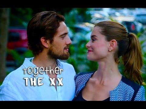 The XX Together (Tradução) Trilha Sonora de Além do Tempo Tema de Lívia e Felipe HD.