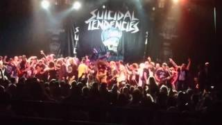 Watch Suicidal Tendencies Pledge Your Allegiance video