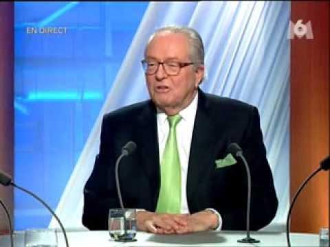 5 ans avec Jean-Marie Le Pen le 04/03/2007