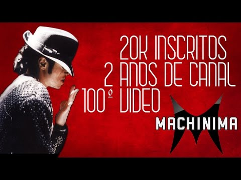Especial MF: Machinima, 100º vídeo, 2 anos de canal e 29 mil inscritos