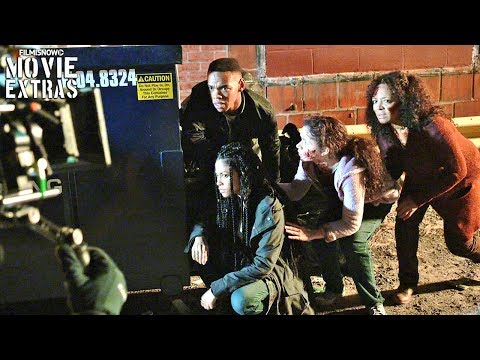 THE FIRST PURGE (2018) | Behind The Scenes Of Horror Movie