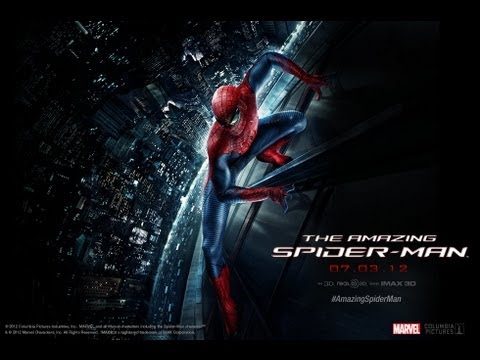 Movie Trailers - The Amazing Spider-Man - Trailer
