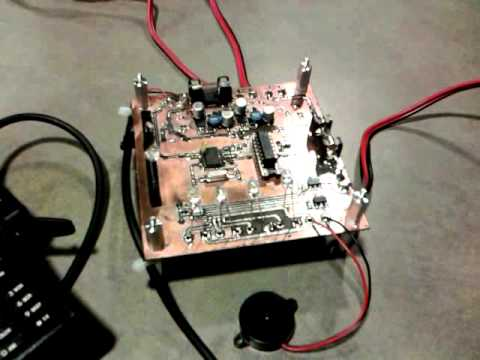 K2GXT High Altitude Balloon Prototype Avionics