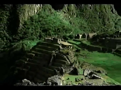 El Valle Sagrado del Urubamba