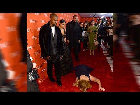 Amy Schumer Pranks Kim Kardashian & Kanye West!