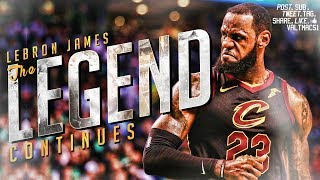 Download Lagu LeBron James - The LEGEND Continues [V51] Gratis STAFABAND