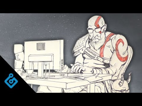 God Of War's Developers On Finally Finishing The Game