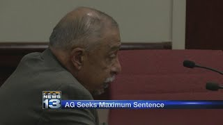 AG to seek maximum sentence for former Sen. Phil Griego