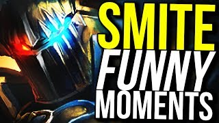 I HATE / LOVE SMITE! (Smite Funny Moments)