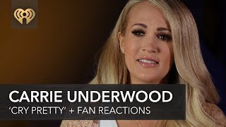 Download Lagu Carrie Underwood Reveals Why 'Cry Pretty' Is Her Most Personal Album | Exclusive Interview Gratis STAFABAND