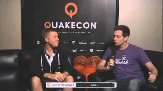 QuakeCon 2013: Interview with fatal1ty