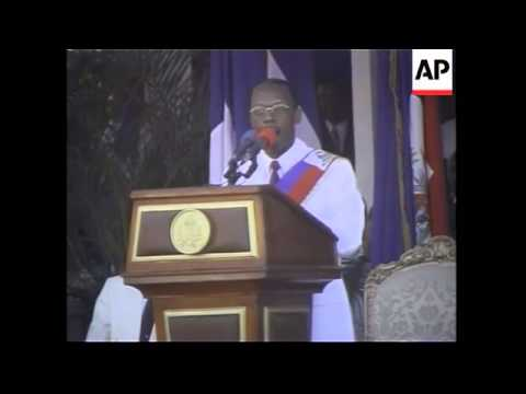 Haiti demands restitution from France