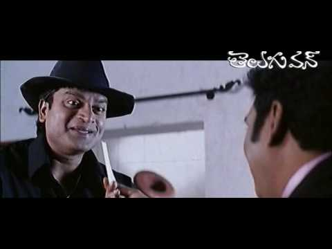 Krishna Bhagvan and Ravi babu in a COmedy Scene