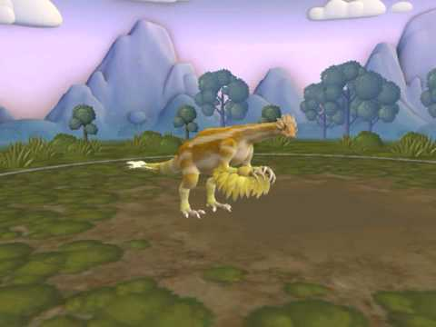 Spore Dinosaur Falcarius