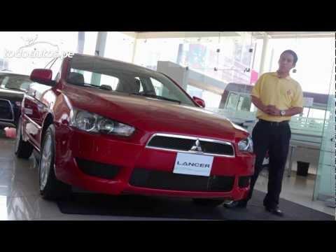 Mitsubishi Lancer en Perú I Video en Full HD I Presentado por Todoautos.pe