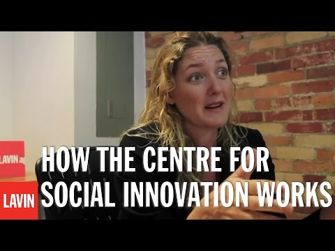 How the Centre for Social Innovation Works: Tonya Surman