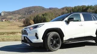 Toyota RAV4 Hybrid test