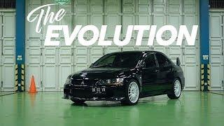 REVIEW - Mitsubishi Lancer Evolution IX \