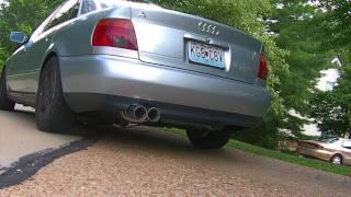 Audi A4 30v 2.8 Magnaflow 14815 Exhaust