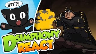 Batmetal Return | DSimphony React (Video-reacción)