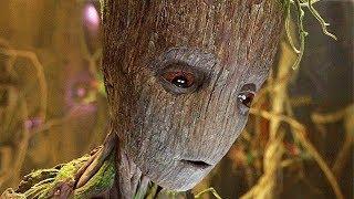 Groot's Heartbreaking Final Line In Infinity War Revealed