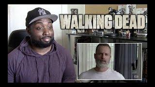 The Walking Dead Season 9: Official Comic Con Trailer REACTION