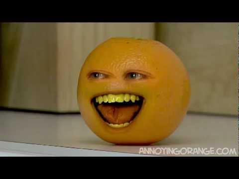 annoying orange grandpa lemon - photo #17