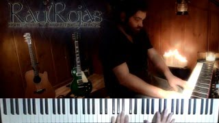 RAUL ROJAS - White Christmas [IRVING BERLIN] Cover