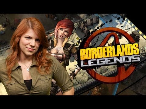 Borderlands Goes Mobile! Hear All About Legends