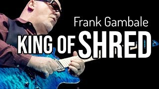 Frank Gambale: King of SHRED Guitar
