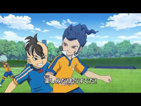 Inazuma Eleven Go Strikers 2013 Opening & Lyrics In Description [hd] 720p video