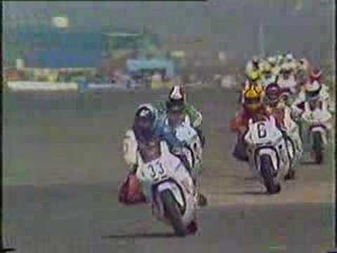 Honda CBR 600 challange bike racing 1988 carnaby