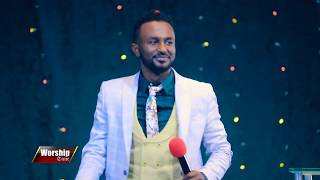 Amazing Worship Time with Singer Ephrem Alemu - AmlekoTube.com