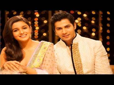 Watch EXCLUSIVE - Alia BREAKS Silence On Varun