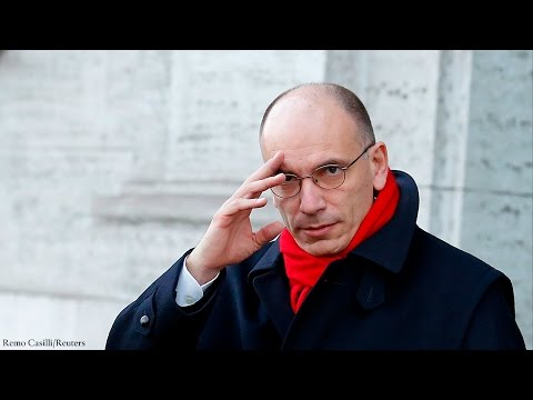 A Conversation with Enrico Letta