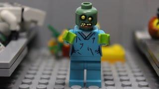 Lego Zombie Apocalypse 4 Prequel