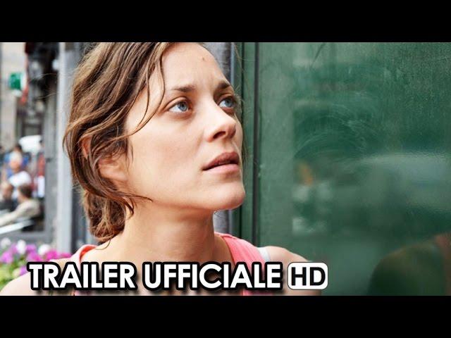 DUE GIORNI, UNA NOTTE Trailer Ufficiale Italiano (2014) - Marion Cotillard Movie HD