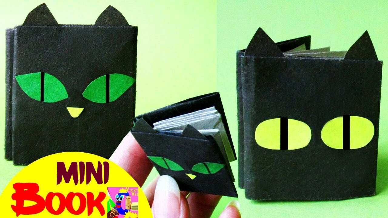 Mini Modular Origami Book Tutorial  Paper Kawaii  YouTube
