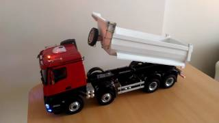 Rc 1/14 Scale Mercedes-Benz Arocs Truck