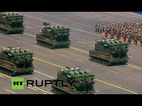 Russia: Victory Day parade comes to close on Moscow's Red Square