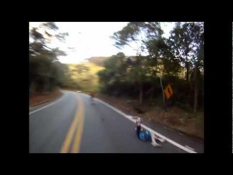 Bagi Crash! - Downhill Skateboard