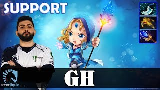 GH - Crystal Maiden Offlane | SUPPORT + Ultra Kill | Dota 2 Pro MMR Gameplay