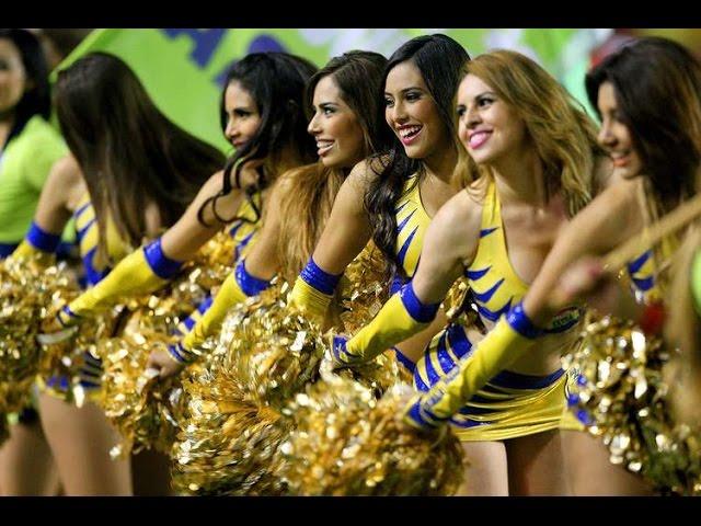 Edecanes Sexys Liga MX Jornada 17 AP2014