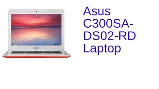 Asus C300SA DS02 RD Laptop Specification