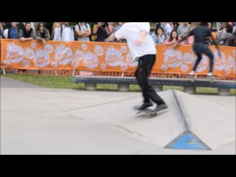 Lloyd Park skate jam 2017 - walthamstow garden party