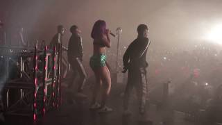 Babes Wodumo Live Performance At Fact Durban Rocks Fdr Vdj2018